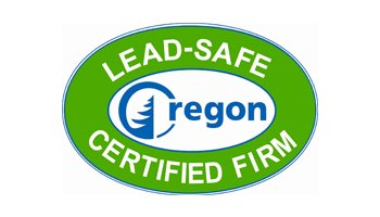 Lead Safe Certified Firm - Oregon