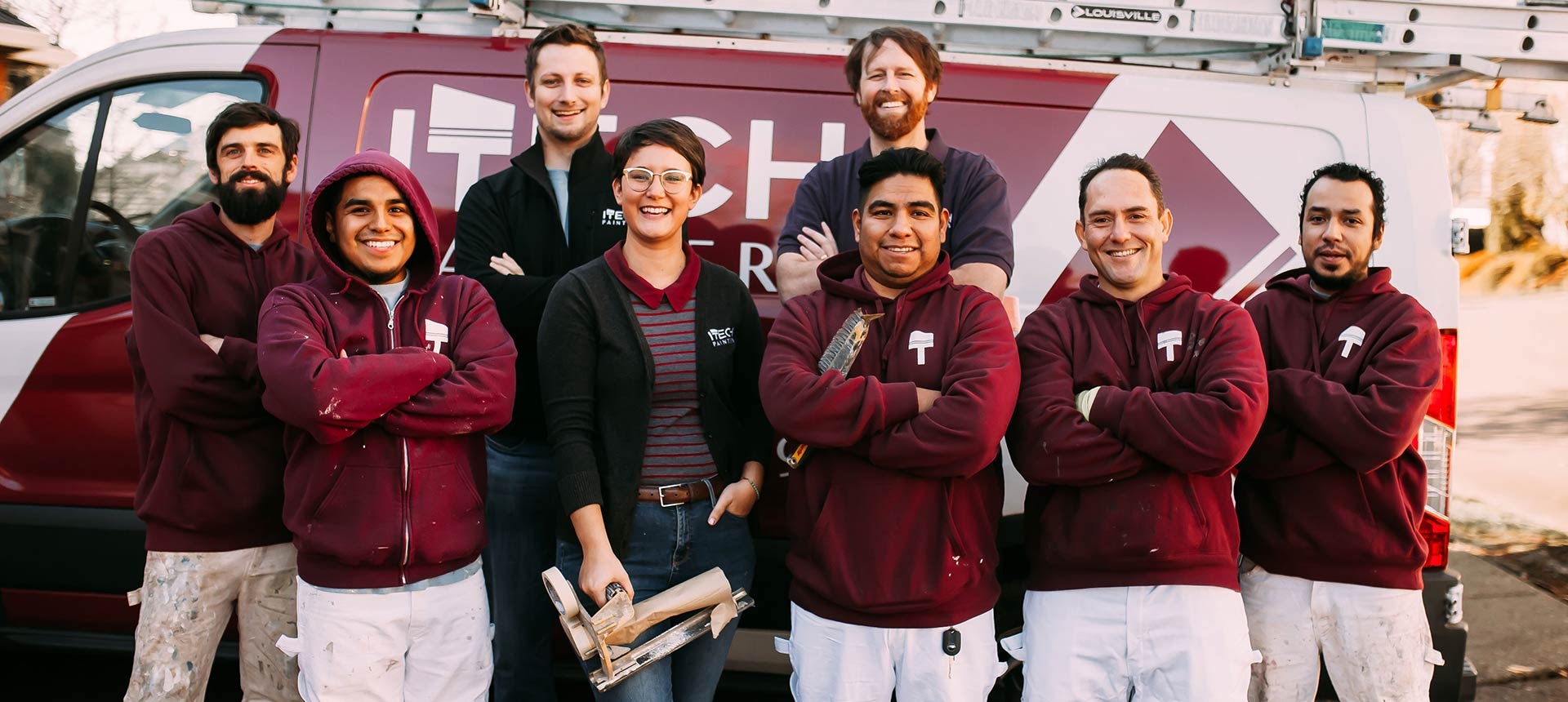 ITech Painters Team - Best Home Painters Portland Hillsboro Beaverton Gresham