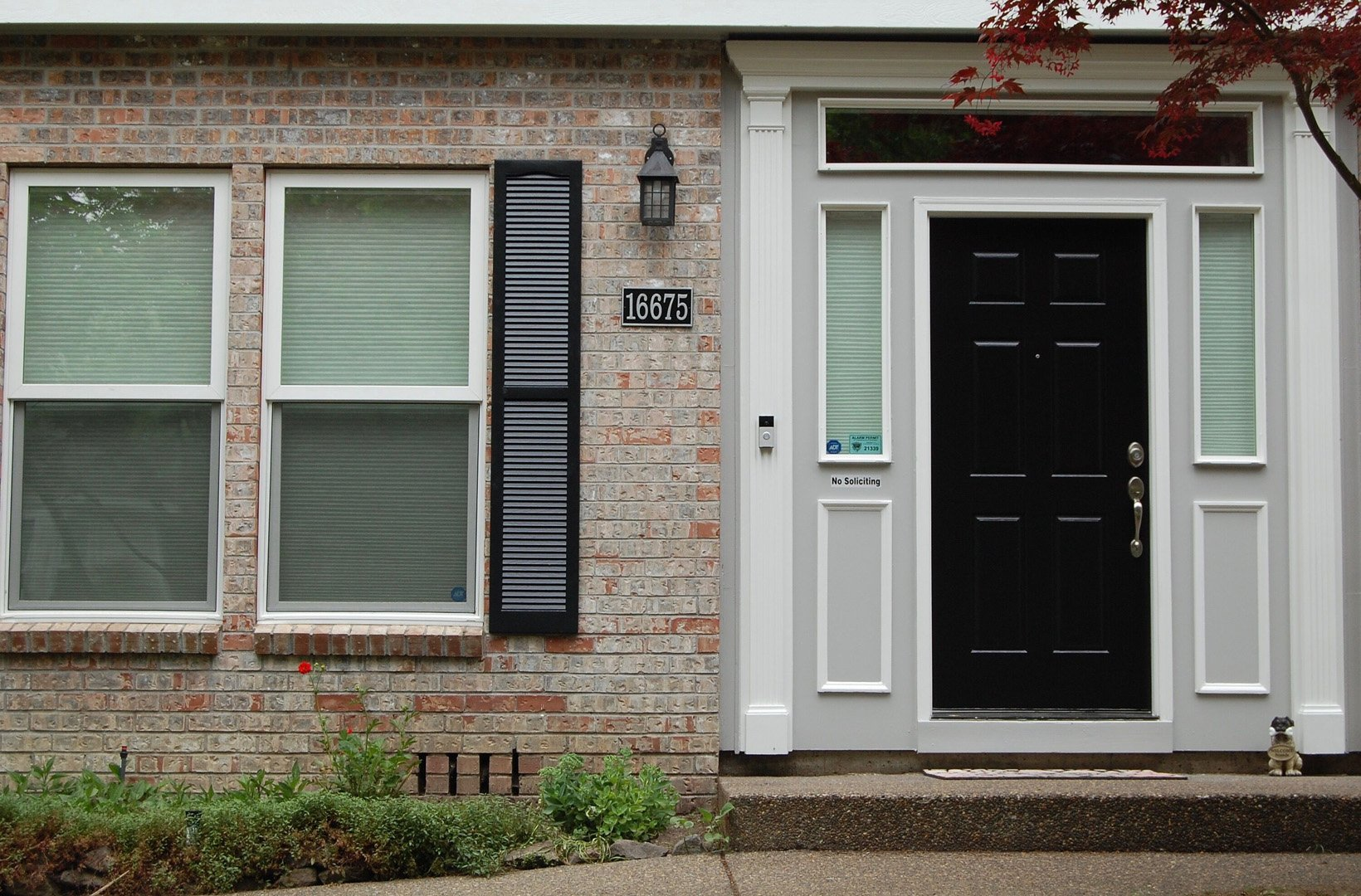 Exterior Trim and Shutters Painting Company Portland Metro Area