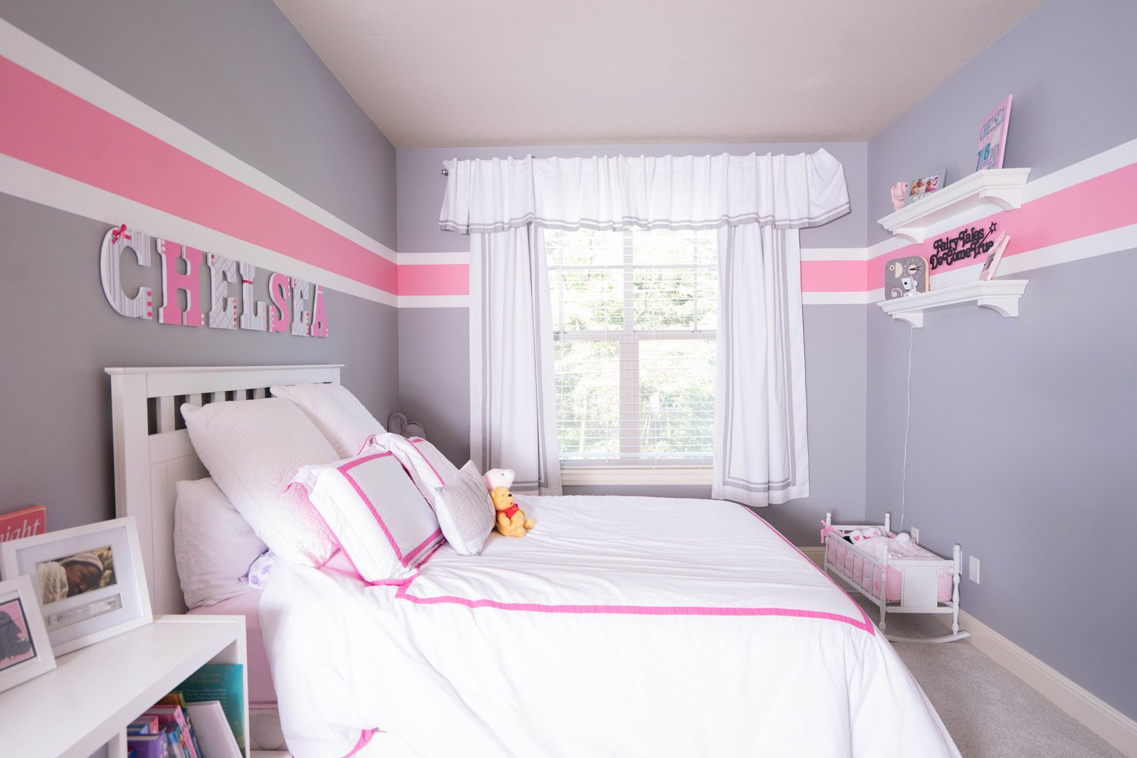 Interior House Painter Kid's Room Portland Beaverton Tualatin
