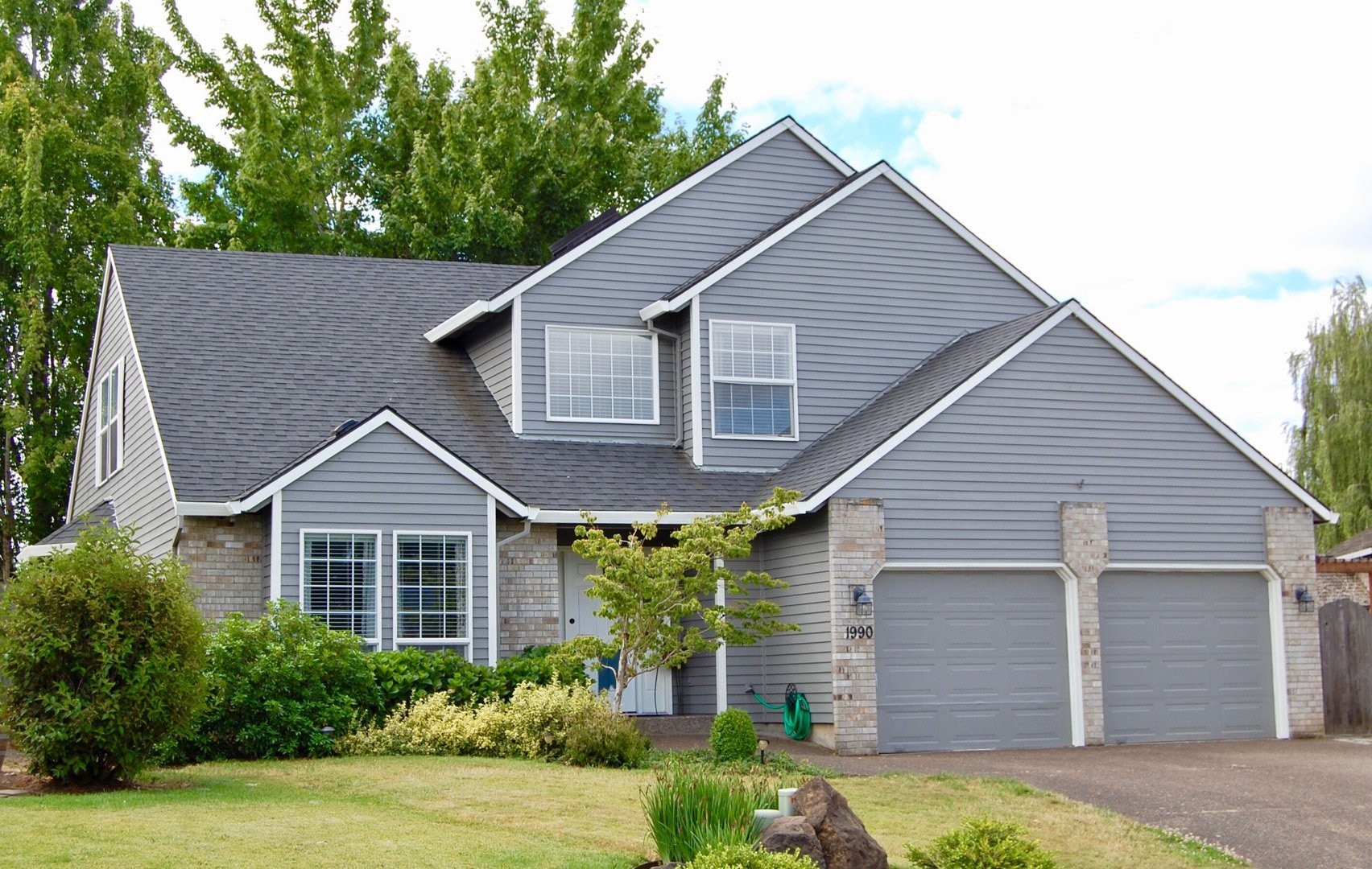 Exterior Home Painters - Portland Metro Including Beaverton Hillsboro Vancouver Gresham