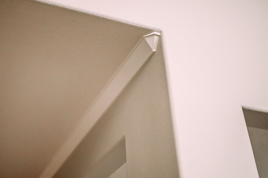 Interior house painting angle in Oregon